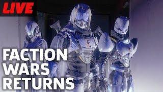 Faction Rally Returns To Destiny 2