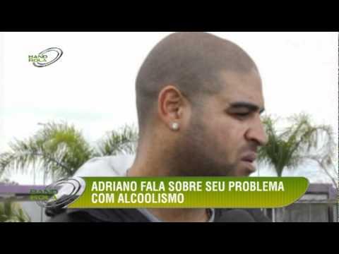 BAND BOLA Entrevista com Adriano