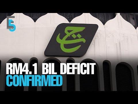 Xxx Mp4 EVENING 5 TH's RM4 1 Bil Deficit Confirmed 3gp Sex