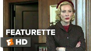 Carol Featurette - Screenplay (2015) - Cate Blanchette, Rooney Mara Drama HD