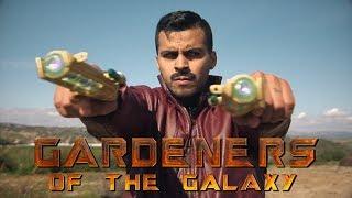 Gardeners of the Galaxy   David Lopez