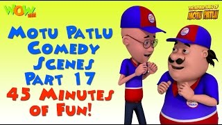 Download Motu Patlu comedy scenes Part 16 - Motu Patlu Compilation 3Gp Mp4