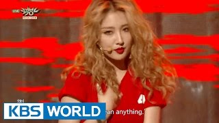 4minute - Hate | 포미닛 - 싫어 [Music Bank HOT Stage / 2016.02.19]