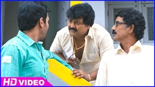 Azhagiya Pandipuram Tamil Movie - Manobala family gets ready for pooja