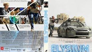 ELYSIUM  - Filme Completo (Dublado) - HD - comentários