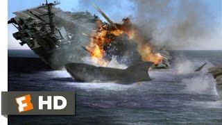 Mega Shark vs. Mecha Shark (4/10) Movie CLIP - One Pissed Off Mega Shark (2014) HD
