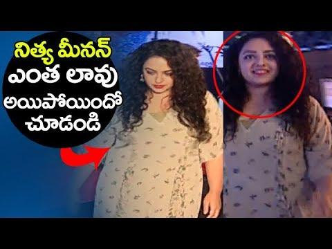 Xxx Mp4 Nithya Menon SHOCKING Look Awe Per Release Event Hero Nani Anushka 3gp Sex