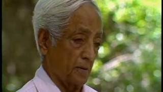 What is the role of the artist? | J. Krishnamurti