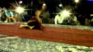 Vironika in Dubai Belly Dance