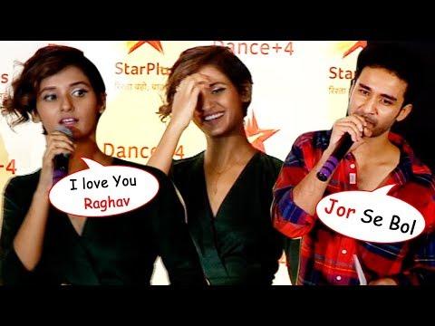 Xxx Mp4 Shakti Mohan Finally Accepts Raghav Juyal As Her BF In A Funny Way On Dance Plus Season 4 3gp Sex