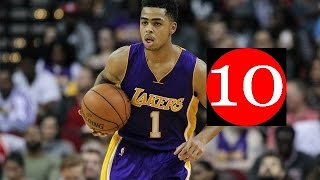 D'angelo Russell Top 10 Plays of Career
