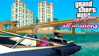 GTA Vice City Stories - All Missions Marathon (PS2)