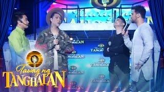 It's Showtime hosts play Pak Ganern | Pak Ganern Game Challenge