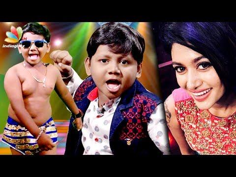 I love Oviya : Jatti Jaganathan | Kings of Comedy Junior Contestant Athesh Interview