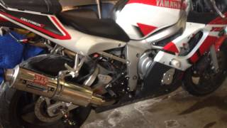 1999 to 2002 Yamaha R6 REVIEW