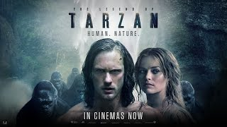 The Legend Of Tarzan (2016) Trailer [HD]