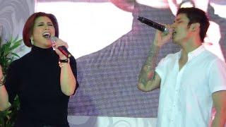 REGINE VELASQUEZ & MICHAEL P. - Over & Over Again (The Regine Series Nationwide Tour - SM City Lipa)