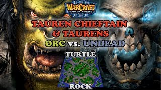 Grubby | Warcraft 3 The Frozen Throne | Orc vs. UD - Tauren Chieftain and Taurens Reque$t