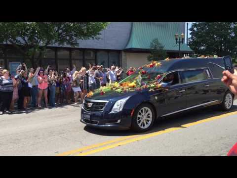 Muhammad Ali Funeral Procession