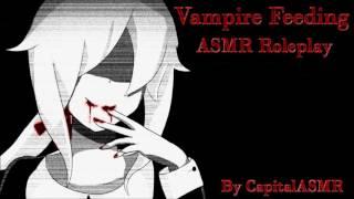 ASMR Vampire Feeding Roleplay