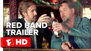The Nice Guys Red Band TRAILER 1 (2016) - Ryan Gosling, Russell Crowe Movie HD