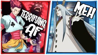 Why Weaker Villains Scare the CRAP Out of Me (feat. Hero Academia & Hunter X Hunter)