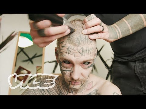 Xxx Mp4 The Brutal Tattoo Ritual Built On Pain 3gp Sex