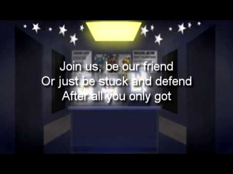 Xxx Mp4 Five Nights In Anime Song FNiA Song 3gp Sex