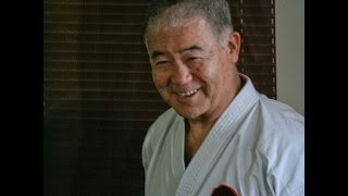 эксклюзив легенда годзю рю Морио Хигаонна в украине 2011 Morio Higaonno Sensei (10 dan) EXCLUSIVEi