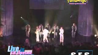 [Live] S.E.S - Love, I'm your girl (2001년 일본 쇼케이스)
