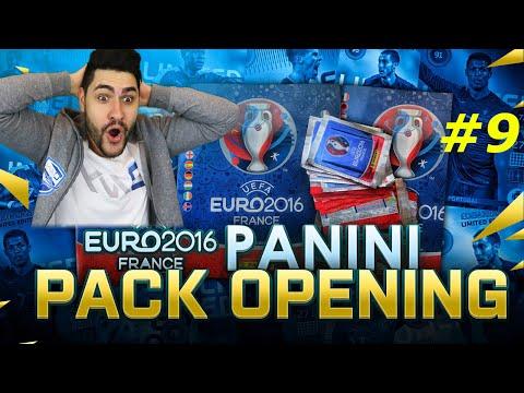 5 ABTIBILDURI SI TERMINAM ALBUMUL !!!! REUSIM ??? UEFA EURO 2016 PANINI PACK OPENING #9
