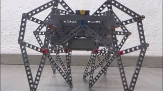 Strandbeest – Motorized Brick version
