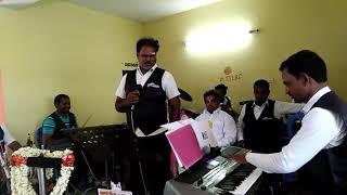 Harpho orchestra kolavur ashok polur to Tvmalai dt