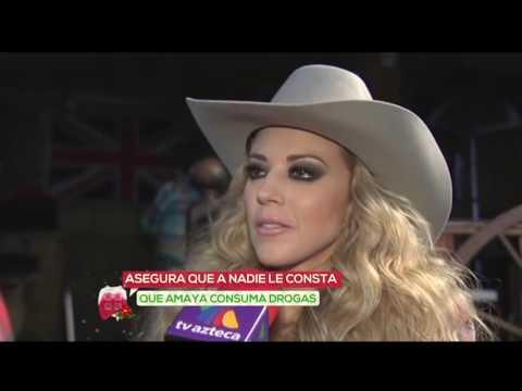 Fernanda Castillo Rompe el silencio sobre Rafael Amaya