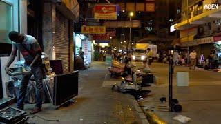 Hong Kong Night Walk - Sham Shui Po