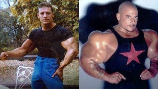 Gregg Valentino transformation from 1 to 57 years old