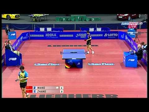 2010 Men's World Cup - Final - Wang Hao vs Zhang Jike - 4° Set