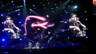 2Cellos - Californication (Arena Zagreb)