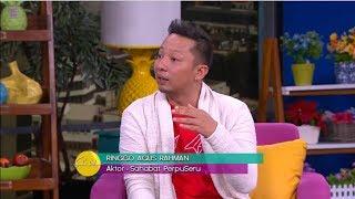 Cerita Ringgo Agus Rahman Ketika ditinggal Anak dan Istri Pergi Liburan