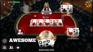 zynga poker get 20B funny video big bluff BLUFFER KILL BLUFFER LOL