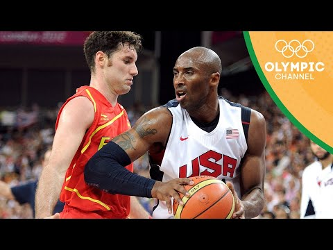 watch Basketball - USA vs Spain - Men's Gold Final | London 2012 Olympic Games