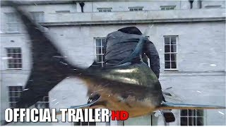SHARKNADO 5 GLOBAL SWARMING Movie Trailer 2017 HD - Movie Tickets Giveaway