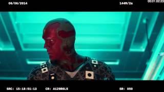 Newborn Vision Deleted Scene - Marvel