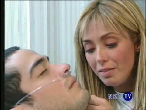 Le cantan cumpleaños a Miguel en el hospital todos se pone tristes