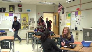 A Day In The Life: High School