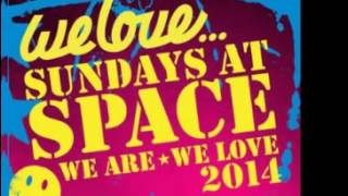 Carl Cox live @ We Love.Loco Dice b day (Space,Ibiza) 10 08 2014