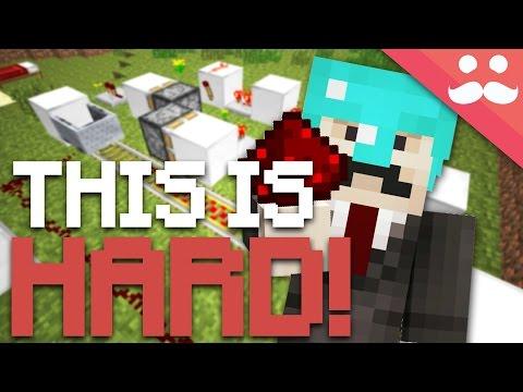 Building Redstone in Minecraft BETA