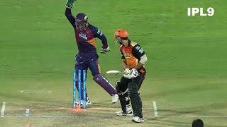 RPS vs SRH, IPL 2016: Sunrisers Hyderabad won by 4 runs
