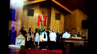 """New Faith Mission Choir """"Let Everything That Has Breath Praise The Lord"""""""