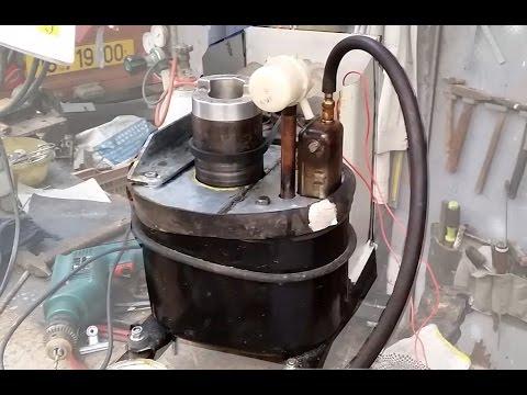Вакуумный насос компрессор из сгоревшего холодильника ( Vacuum pump compressor ) - Videotutorialvps